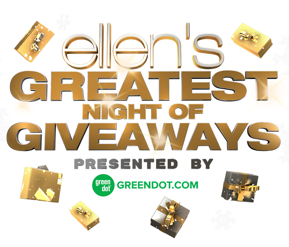 Ellens Christmas At Home Giveaway 2020 Ellen's Greatest Night of Giveaways