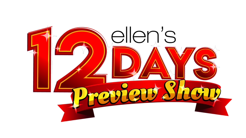 Ellen 12 Days Of Christmas 2020 Ellen's 12 Days of Giveaways   Preview Show