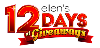 Ellen 12 Days Of Christmas 2020 Ellen's 12 Days of Giveaways   Day 1