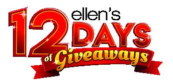 Ellen Degeneres Show Christmas Giveaway 2020 Ellen's 12 Days of Giveaways   Day 2