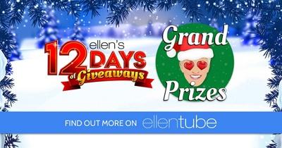 Ellens Christmas At Home Giveaway 2021 Ellen S 12 Days Of Giveaways Grand Prize